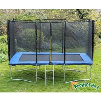 Click to view product details and reviews for 8x12ft Boomerang Plus Trampoline.