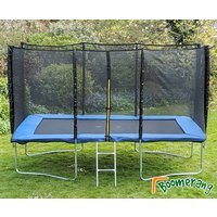 9x14ft Boomerang Plus Trampoline