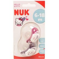 NUK Hello Kitty Soothers Silicone Size 2 - 2