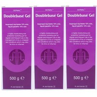 Doublebase Gel Triple Pack - 3x 500g