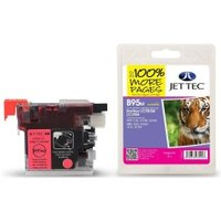 Brother LC985 Magenta Compatible Ink Cartridge by JetTec  B95M
