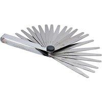 BGS Fühlerlehrensatz 20 Blatt, 0,05-1,00mm
