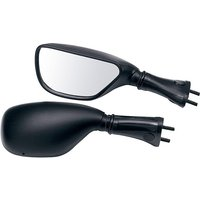 P&W Verkleidungsspiegel 28mm wie OEM für Kawasaki ZX- rechts