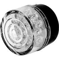 ShinYo LED Rücklicht Bullet Ø 33-36mm zum Einbau klar