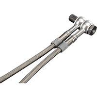 ABM Stahlflex Bremsleitung für Rastenanlage CBR 600 RR ab 07