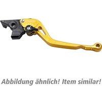 ABM Bremshebel einstellbar Synto BH17 lang gold/schwarz
