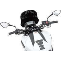 ABM Touring Lenker 0310 Alu 22 mm schwarz