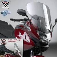NationalCycle Scheibe VStream Honda NT 700 V Deauville klar
