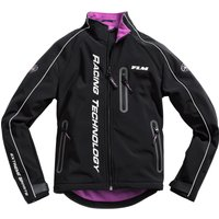FLM Sports Motorsport Damen Softshelljacke 1.0 pink Damen Größe S