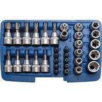 """BGS Torx® Bit-/Steckschlüssel für 3/8"""" 34-teilig"""