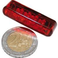 ShinYo LED Einbau Rücklicht Shorty rotes Glas