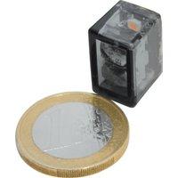 ShinYo LED Einbaublinkerpaar Micro Cube V getöntes Glas