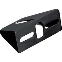 ShinYo Haltewinkel für Zusatzscheinwerfer schwarz