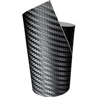FOLIATEC Designfolie Ultra Carbon 50x50 cm schwarz