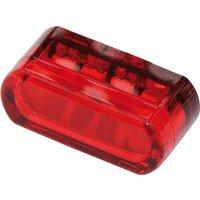 ShinYo LED Einbau Rücklicht Modul 1 rotes Glas