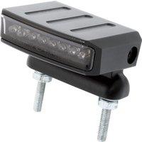 ShinYo LED Metall Rücklicht Move 1 mit schwenkbaren Halter s
