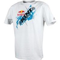 KINI Red Bull T-Shirt Chopped Tee weiß Herren Größe XL