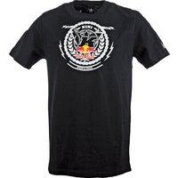 KINI Red Bull T-Shirt Crest Tee schwarz Herren Größe XL