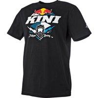 KINI Red Bull T-Shirt Armor Tee schwarz Herren Größe M