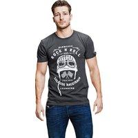 """Red Torpedo T-Shirt Glemseck """"Rock 'n' Rev"""" 1.0 schwarz Herren Größe XXL"""