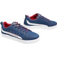 Freizeitschuh FLM Canvas Sneaker 2.0 blau 42 blau (80180803742)