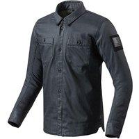 REV'IT! Tracer Motoshirt Textiljacke blau Herren Größe M