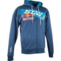 KINI Red Bull Athletic Hoodie blau Herren Größe XXL