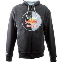 KINI Red Bull Circle Hoodie anthrazit Herren Größe L
