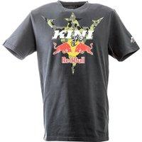 KINI Red Bull T-Shirt Camouflage Tee anthrazit Herren Größe XXL