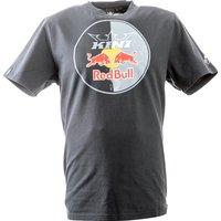 KINI Red Bull T-Shirt Circle Tee anthrazit Herren Größe XXL