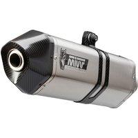 MIVV Speed Edge Auspuff schwarz T.015.LRB für Tiger 1200 201 Endschalldämpfer