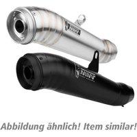MIVV Ghibli Auspuff schwarz Y.033.LGXB für Yamaha FZ 8/Fazer Endschalldämpfer