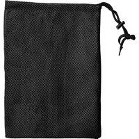FLM Packsack aus Mesh für Regenbekleidung 1.0 schwarz