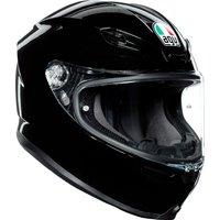 AGV K6 Integralhelm schwarz Größe S