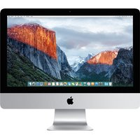 Apple iMac 21.5inch Quad Core i5 16GB RAM 1TB Fusion Drive ME086BA Late 2013