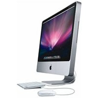 Apple iMac 20 inch Core 2 Duo 2.4GHz 4GB RAM 1TB SSHD MB323BA