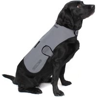 Proviz New: Reflect360 Waterproof Fleece-lined Dog Coat