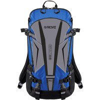 Proviz NEW: REFLECT360 Touring Backpack - Blue/Reflective - 20 Litres