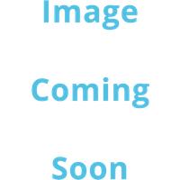 An elegant Round Brilliant Cut ruby & diamond eternity ring in 18ct yellow & white gold - Elegant Gifts
