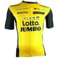 Trikot Team Lotto Jumbo XXL