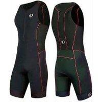 Triathlonanzug Pearl Izumi Elite Pursuit TRI Suit Herren M, schwarz/neongrün