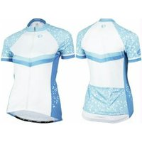 Trikot Pearl Izumi W Elite Pursuit LTD Jersey Damen Weiß/Bla XL