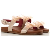 181 Sandals for Women On Sale, Nude Pink, Leather, 2019, 6.5 7.5 8.5