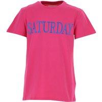 Alberta Ferretti Kids T-Shirt for Girls On Sale, fucsia, Cotton, 2019, 10Y 4Y 6Y 8Y