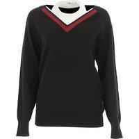 Alexander Wang Sweater for Women Jumper, Black, Wool, 2019, 10 6 8