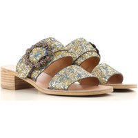 Chloe Sandals for Women On Sale, See By Chloe, Multicolor, Glitter, 2019, 3.5 6.5 7.5 8.5