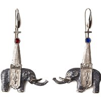 Isola Bella Earrings for Women, Silver, Silver 925, 2019