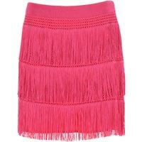 Alberta Ferretti Skirt for Women On Sale, Fuchsia, acetate, 2019, 26 28