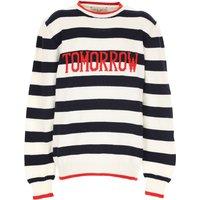 Alberta Ferretti Kids Sweaters for Girls On Sale, White, Cotton, 2019, 12Y 14Y