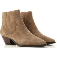 Ash Boots for Women, Booties On Sale, Wild, suede, 2019, 3.5 4.5 5.5 6.5 7.5